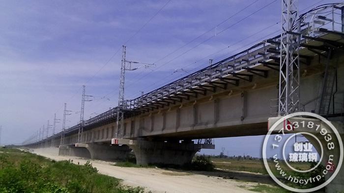 SMC电缆槽工程实拍4